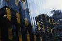 30th March 2011 - Distorted-Warped-Reflection-Glass-Office-Building